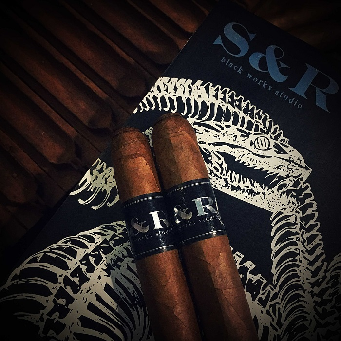 Cigar News: Black Works Studio Announces S&R