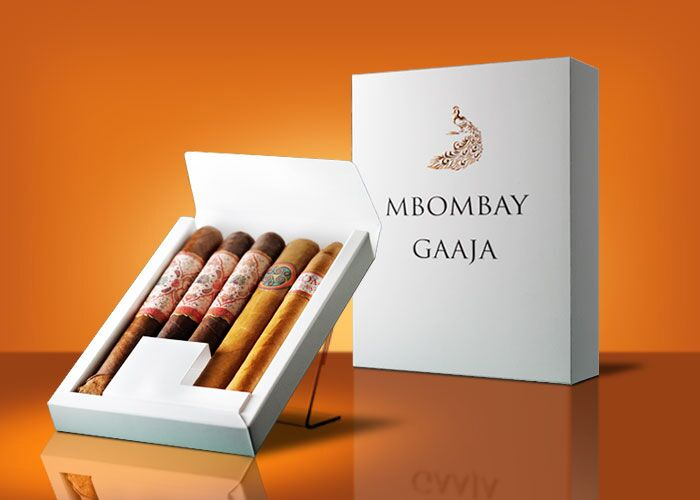 Cigar News: MBombay Releases Classic Torpedo and Sample Packs
