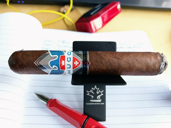 Team Cigar Review: Ventura Hugo Chairman Robusto