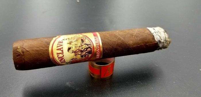 Team Cigar Review: AJ Fernandez Enclave Broadleaf Toro