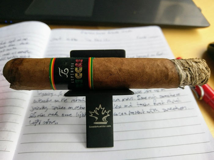 Team Cigar Review: Espinosa Reggae Robusto Grande