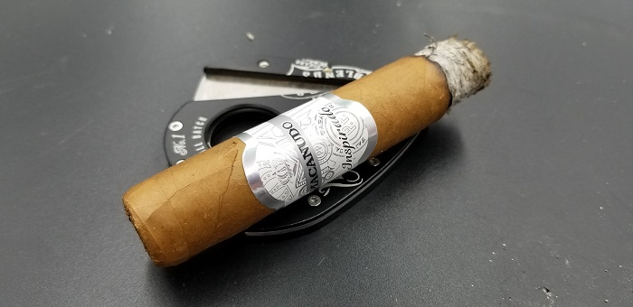 Team Cigar Review: Macanudo Inspirado White Robusto