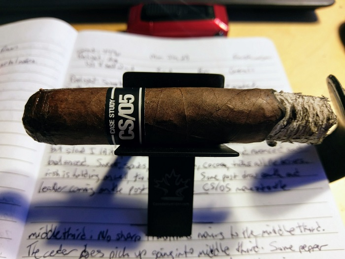 Team Cigar Review: Ventura Case Study 05 Toro