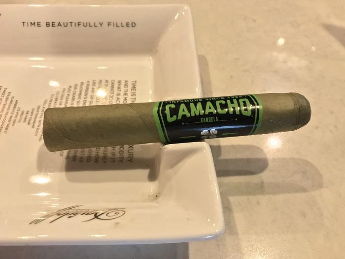 Personal Cigar Review: Camacho Candela