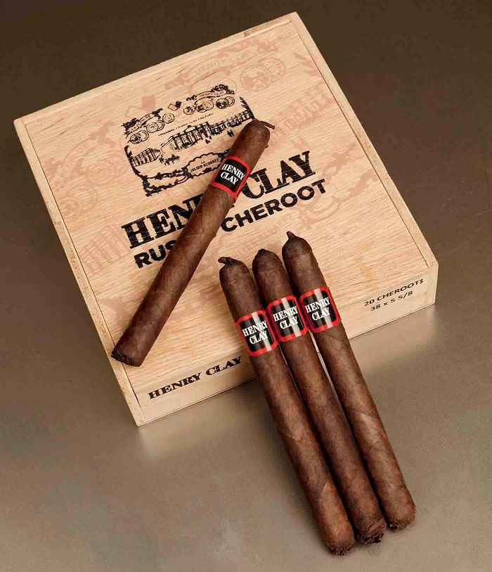 Cigar News: Henry Clay Rustic Cheroot Gains National Distribution