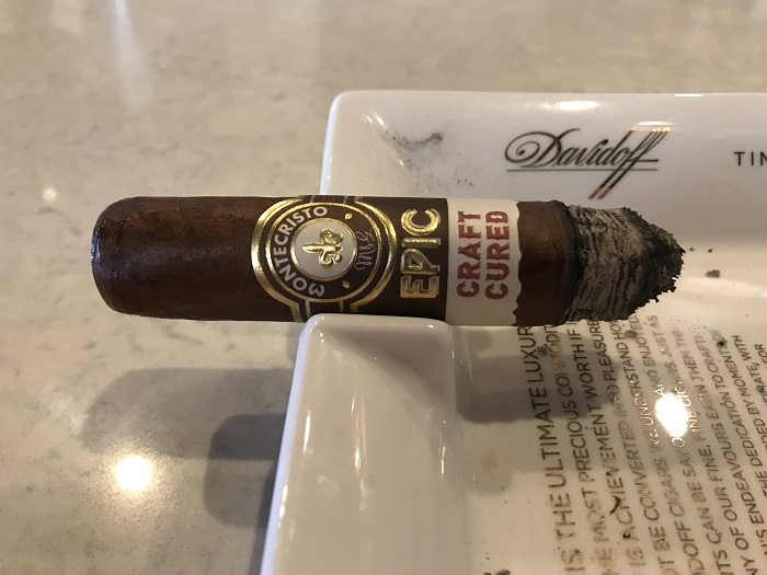 Team Cigar Review: Montecristo Epic Craft Cured Toro