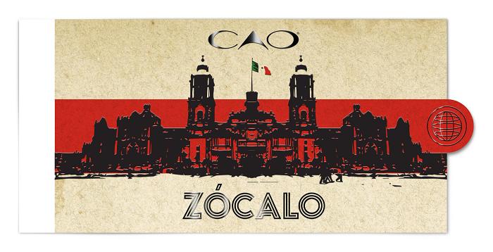 Cigar News: CAO Announces Limited Edition Zócalo