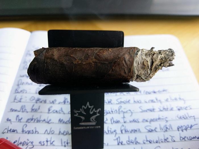 Team Cigar Review: Partagas 1845 Extra Oscuro Rothschild