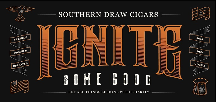 Cigar News: Southern Draw Launches Charitable Strategy Called Ignite
