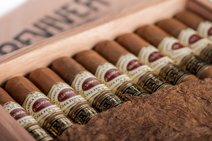 Cigar News: Aganorsa Leaf ReviveR Will Launch as Cigar Dojo Exclusive