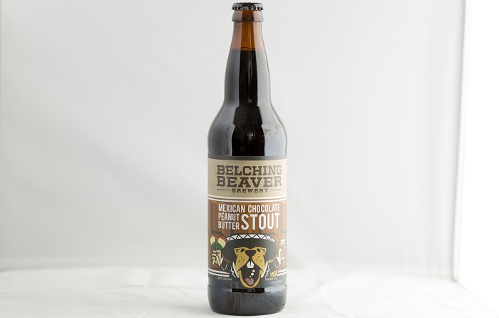 Personal Beer Review: Belching Beaver Mexican Chocolate Peanut Butter Stout
