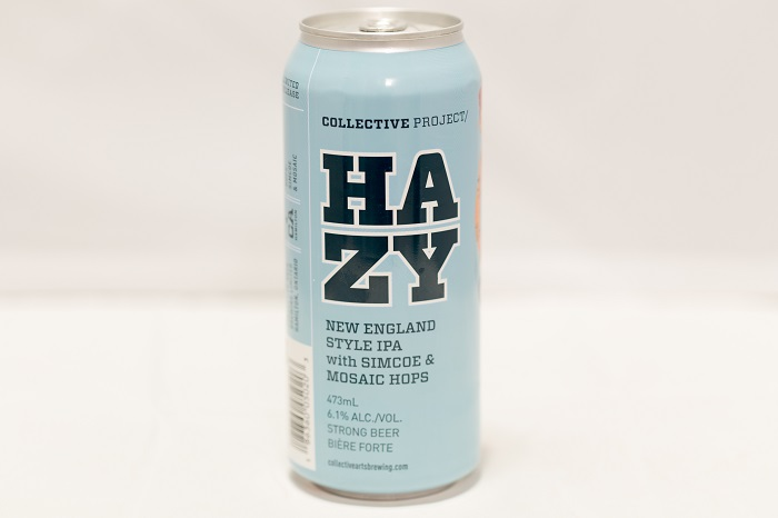 Personal Beer Review: Collective Arts Brewing Collective Project Hazy