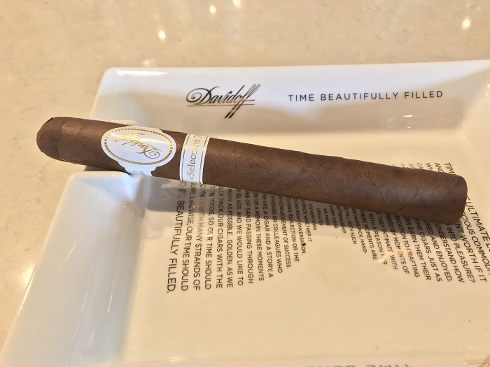 Personal Cigar Review: Davidoff Selección 702 Limited Edition