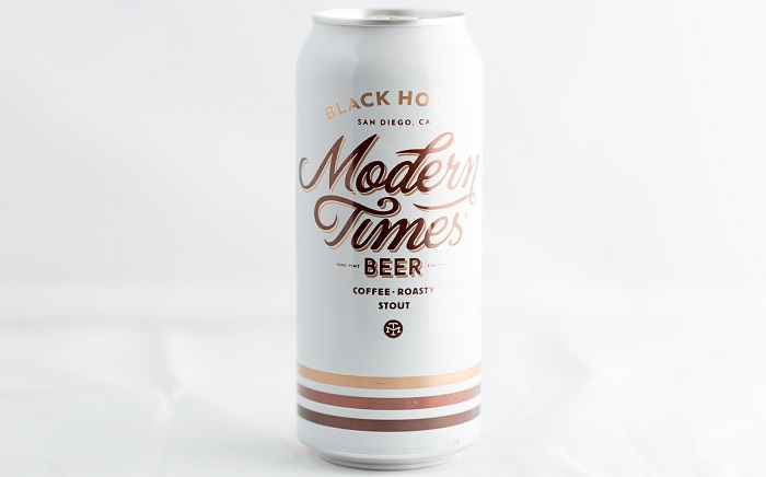 Personal Beer Review: Modern Times Black House