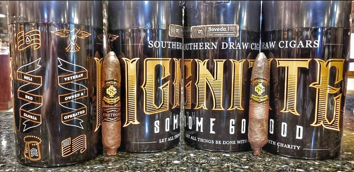 Cigar News: Southern Draw Announces New Perfectos of Kudzu and Firethorn
