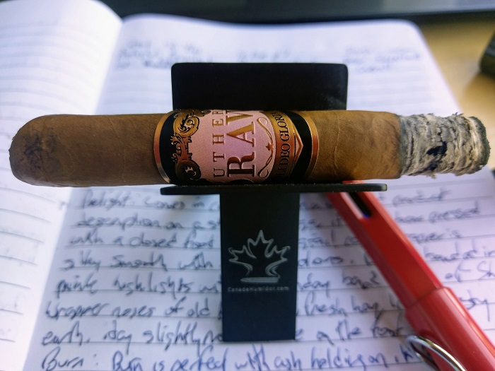 Team Cigar Review: Southern Draw Rose of Sharon Lancero