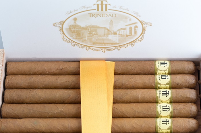Personal Cigar Review: Trinidad Fundadores