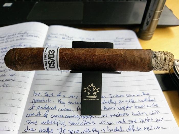 Team Cigar Review: Ventura Case Study 03 Toro
