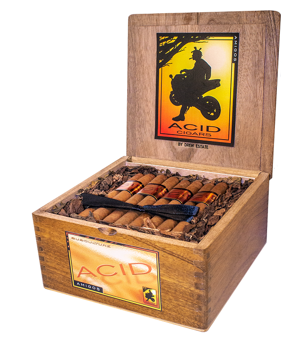 Cigar News: ACID Amigos Store Exclusive Returns