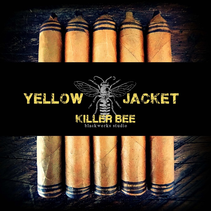 Cigar News: Black Works Studio Announces Yellow Jacket