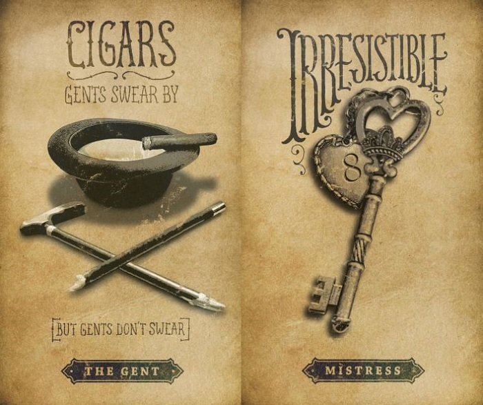 Cigar News: Cornelius & Anthony Announce Two New Lines in The Gent and Mistress