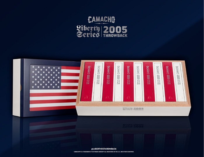 Cigar News: Camacho Announces Liberty 2005 Throwback