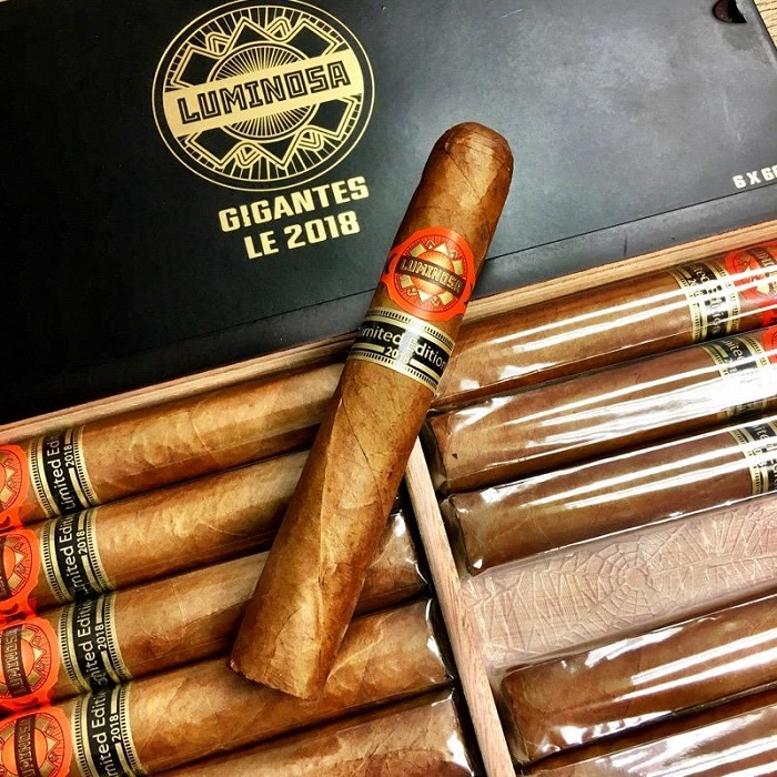 Cigar News: Crowned Heads Announces Luminosa Gigantes LE 2018