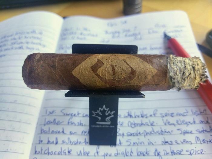 Personal Cigar Review: Epic Project E San Andrés Gran Ola