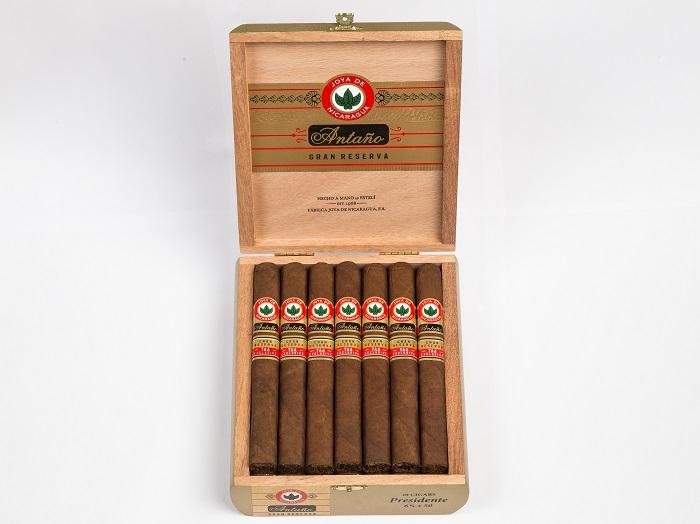 Cigar News: Joya de Nicaragua TAA Exclusive Antaño Gran Reserva Presidente Shipping Now