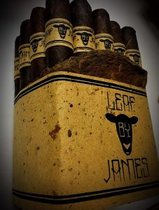 Cigar News: Black Label Announces Collaboration on Leaf by James