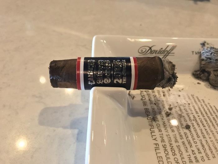 Personal Cigar Review: Camacho Liberty 2005 Throwback