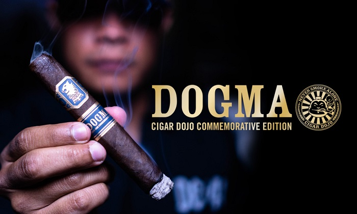 Cigar News: Undercrown Dojo Dogma Begins Shipping