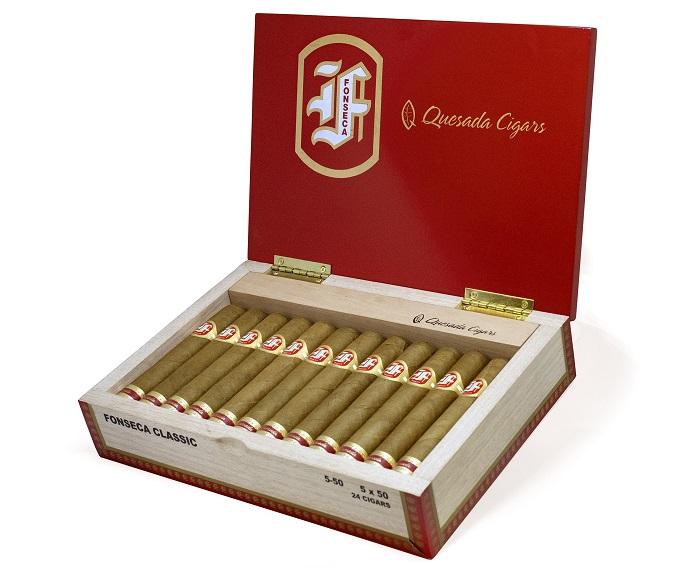 Cigars News: Quesada Revamps Fonseca Classic