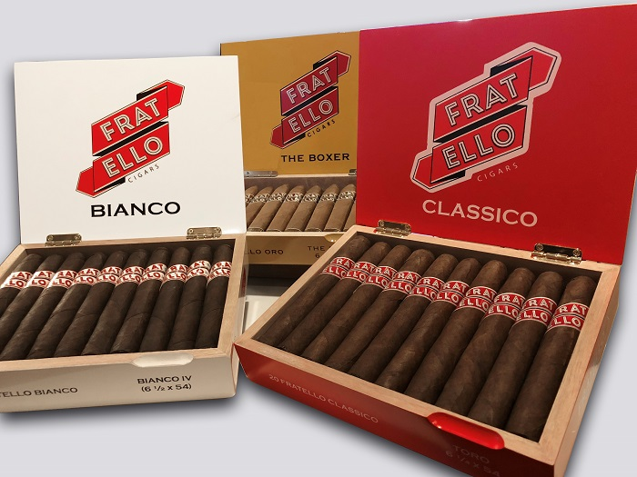Cigar News: Fratello Updates Packaging and Names Original Blend as Classico