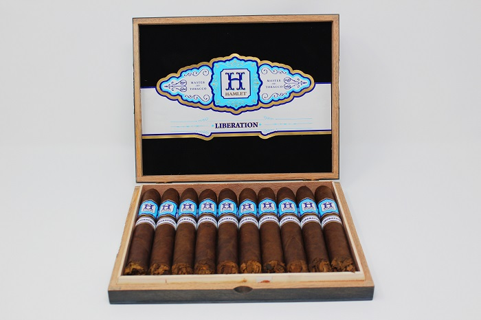 Cigar News: Rocky Patel Announces Liberation by Hamlet