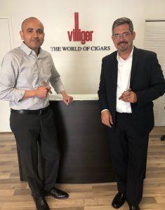 Cigar News: Villiger Promotes Hector Pires to National Sales Manager