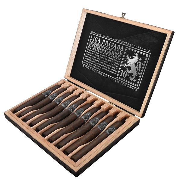Cigar News: Drew Estate Releases Liga Privada 10 Year Aniversario