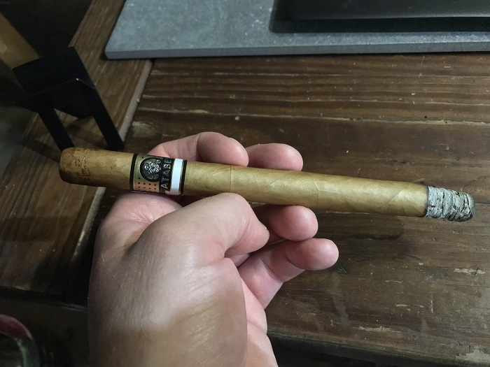 Team Cigar Review: Atabey Spiritus