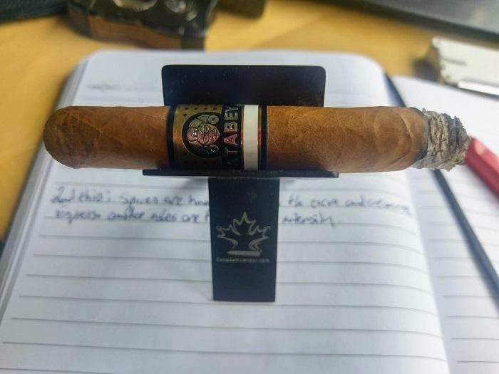 Team Cigar Review: Atabey Spiritus