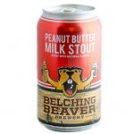 Personal Beer Review: Belching Beaver Peanut Butter Milk Stout