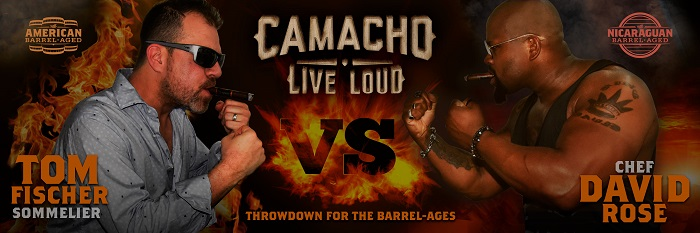 Cigar News: Camacho Introduces A Throw Down For The Barrel-Ages