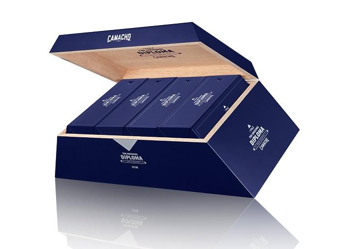 Cigar News: Camacho Announces 11/18 Vitola for Diploma Special Selection
