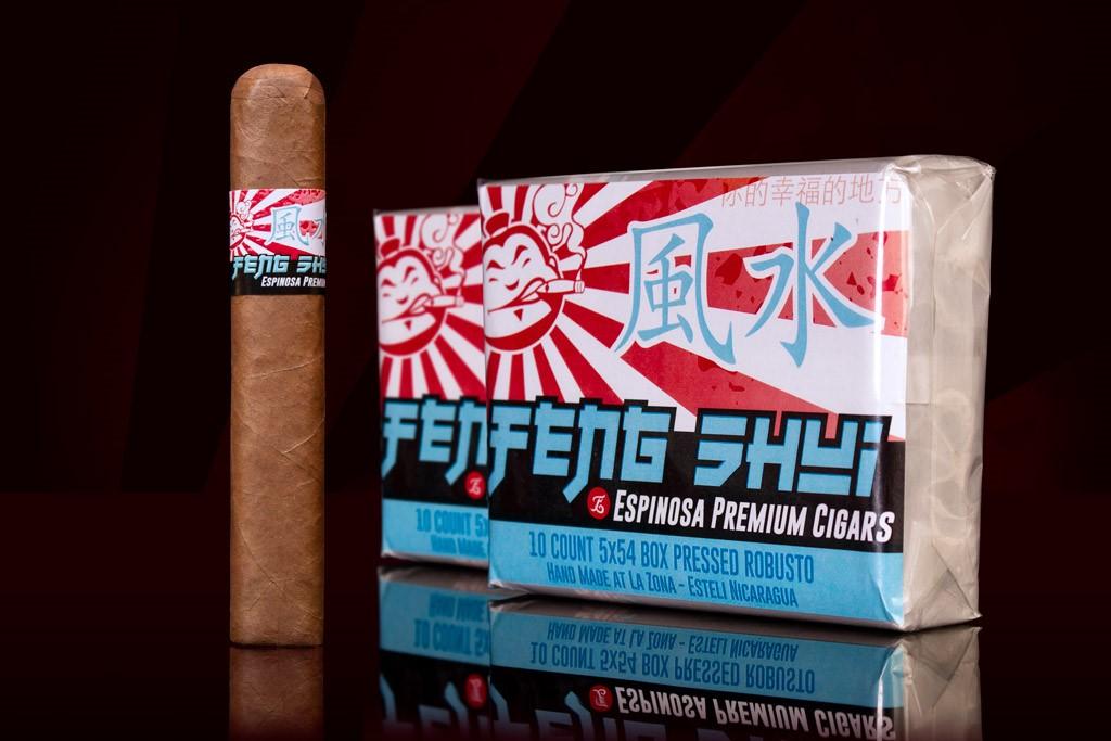 Cigar News: Cigar Dojo and Espinosa Collaborate on Feng Shui