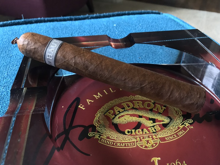 Personal Cigar Review: Illusione Haut 10 Gordo