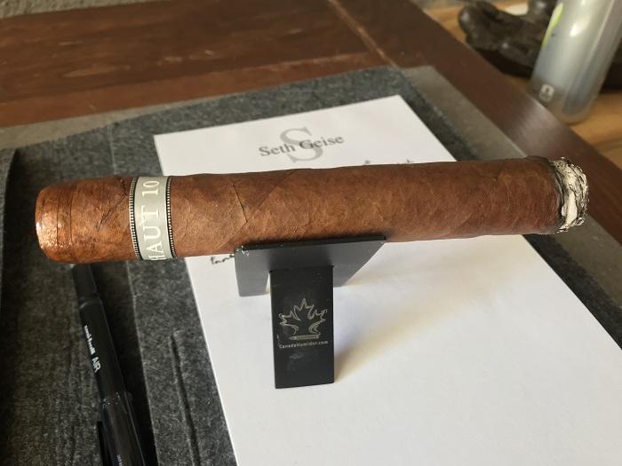 Personal Cigar Review: Illusione Haut 10 Gordo