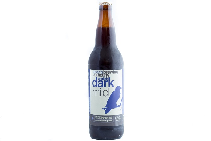 Personal Beer Review: Ravens Brewing English Dark Mild