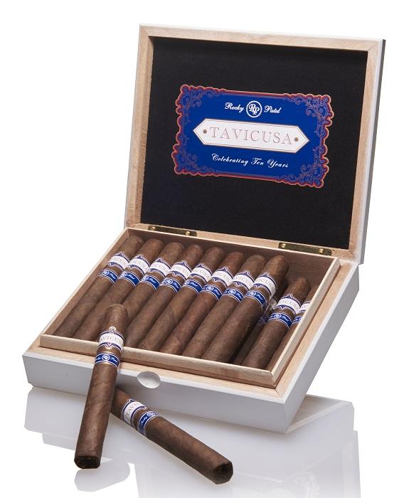 Cigar News: Rocky Patel Releases Tavicusa