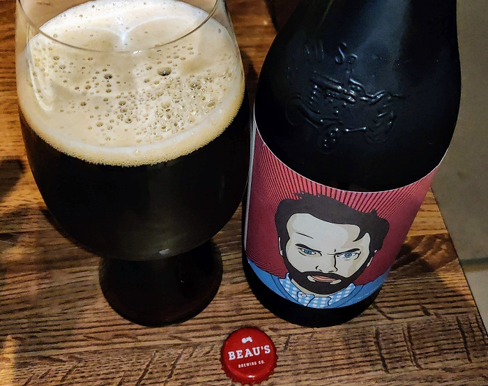 Personal Beer Review: Beau's All Natural The Tom Green Beer