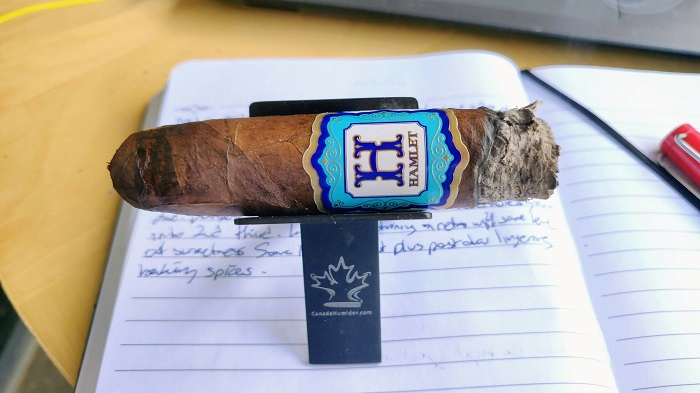 Team Cigar Review: Hamlet Liberation