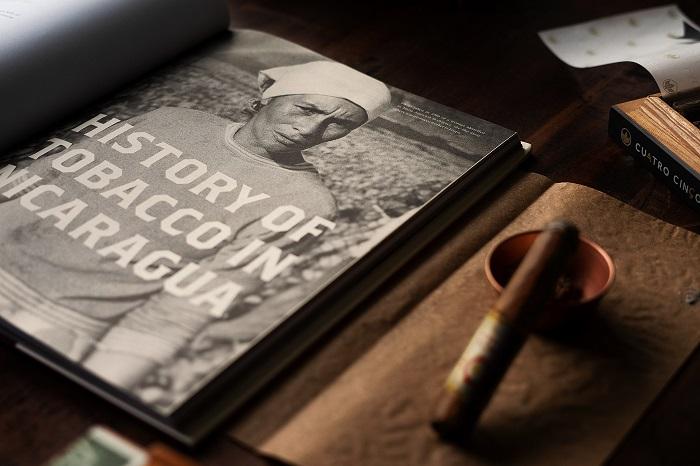 "Cigar News: Joya de Nicaragua Publishes Book ""Cinco Décadas: The Rise of the Nicaraguan Cigar"""
